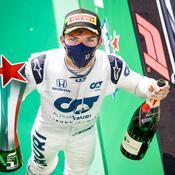 La belle histoire de Pierre Gasly qui ramène la France au sommet de la Formule 1