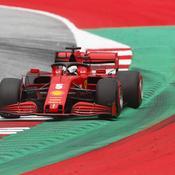 La mauvaise «surprise» de Sebastian Vettel