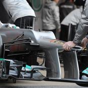 La nouvelle Mercedes dévoilée