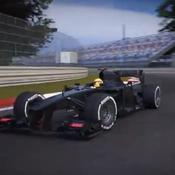 Le circuit de Monza en 3D