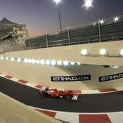 Le GP d'Abu Dhabi en images