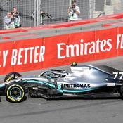 GP d'Azerbaïdjan : Bottas en leader, Mercedes se régale