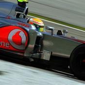 Les McLaren accélèrent