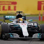 Lewis Hamilton écrase la concurrence au Japon