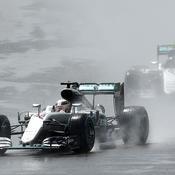 Lewis Hamilton impérial à Silverstone