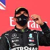 Lewis Hamilton, sacré pour la 7e fois dimanche si….