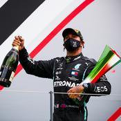 Lewis Hamilton, un peu plus dans la légende
