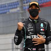 Lewis Hamilton : «Une excellente manière de rebondir»