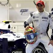 Maldonado rejoint Williams