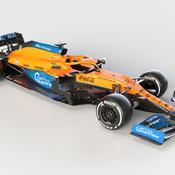 McLaren dévoile sa nouvelle monoplace et ses ambitions