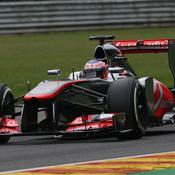 McLaren, la convalescence se passe bien