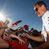 Michael Schumacher: la clé des transferts