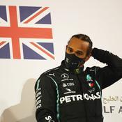 Négatif au Covid-19, Hamilton fera son retour pour le dernier GP à Abou Dhabi