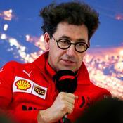Ferrari clarifie les propos de Binotto et n'a pas l'intention de quitter la F1