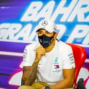 Positif au Covid-19, Lewis Hamilton va rater un Grand Prix et un possible record