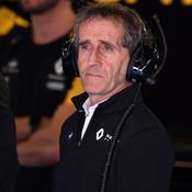 Prost salue «le bon management» de Ferrari avec Vettel et Leclerc
