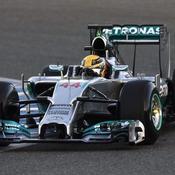 Red Bull et Mercedes, vedettes du jour