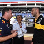 Red Bull lâche Renault et opte pour Honda