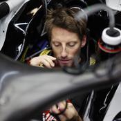 Romain Grosjean au Figaro: «Ceux qui m'aiment m'aimeront encore, les autres savonneront toujours la planche»
