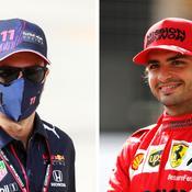 Perez-Sainz : le grand défi des coéquipiers des cracks de la F1