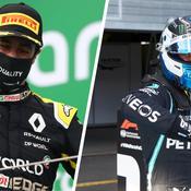 Tops/Flops du GP de l'Eifel : le podium de Ricciardo, l'abandon de Bottas