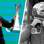 Lewis Hamilton et Charles Leclerc