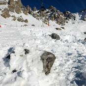 Un témoin a filmé Schumacher skier doucement