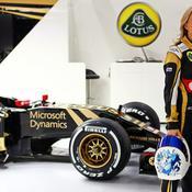 Une femme débarque en F1 chez Lotus
