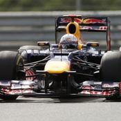 Vettel meilleur temps