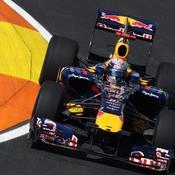 Vettel reprend la main