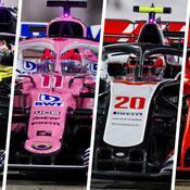 Vettel, Ricciardo, Magnussen, Pérez : L'heure des au revoir... ou des adieux