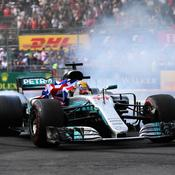 Lewis Hamilton 2017 Mercedes