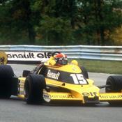 Débuts en F1 en 1977