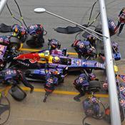 Red Bull Renault survole les débats