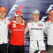 Button-Alonso-Schumacher-Hamilton
