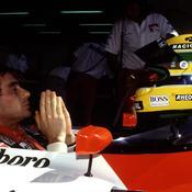 5. Ayrton Senna (Brésil) : 41 victoires (161 courses)