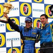 6. Fernando Alonso (Espagne) : 32 victoires (312 courses*)