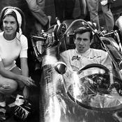 8. Jackie Stewart (Grande-Bretagne) : 27 victoires (101 courses)