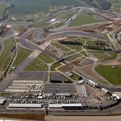Le nouveau tracé de Silverstone