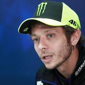En raison du coronavirus, Valentino Rossi ne sait pas de quoi demain sera fait