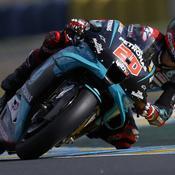 Fabio Quartararo en pole pour «son» Grand Prix dimanche