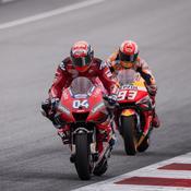 GP d'Autriche : Dovizioso fait plier Marquez, Quartararo sur le podium