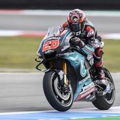 Grand Prix des Pays-Bas : Fabio Quartararo empile les poles