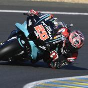 Moto GP : à domicile, Quartararo doit se contenter de la 9e place