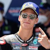 Moto GP : Impérial et historique, Quartararo écrase la concurrence