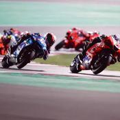 MotoGP: à plus de 360 km/h, des motards en mode supersonique