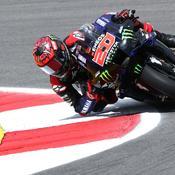 MotoGP : Fabio Quartararo en pole au Portugal