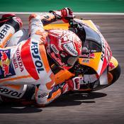 MotoGP : Marc Marquez veut mettre fin au suspense en Thaïlande