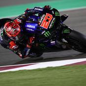 MotoGP : Quartararo et Zarco ont le sourire après les premiers essais d'avant-saison