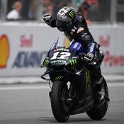 Vinales prend sa revanche sur Marquez en Malaisie